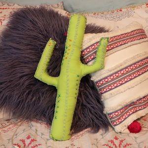 Plush cactus